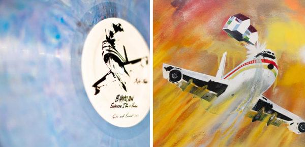 B. Hamilton: Everything I Own is Broken LP